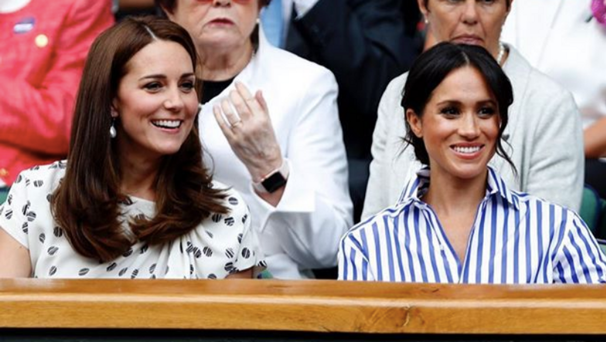 The Queen Actually Made Kate Middleton And Meghan Markle Make Up Because She Was So Sick Of The Drama