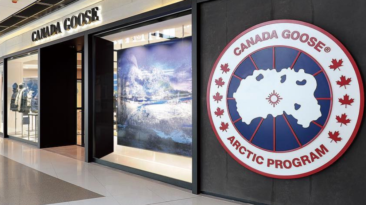 Canada Goose Just Opened A New Flagship Store In China And People Waited Hours Just To Get In