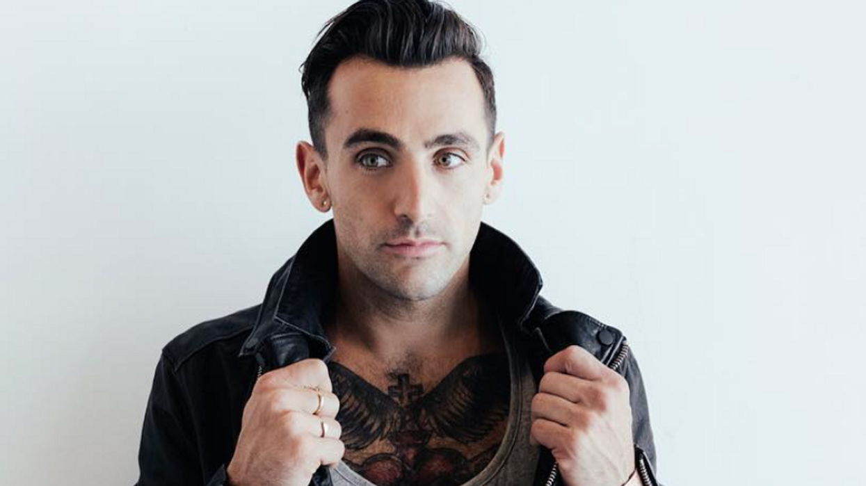Jacob Hoggard Married A Canadian Actress On New Year's Eve In Canada (PHOTOS)