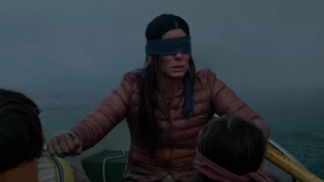 """What Is The """"Bird Box Challenge"""" And Why Netflix Issued A Warning Telling Canadians Not To Try It"""