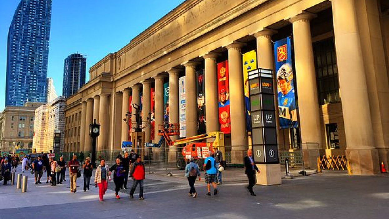 Nightmare Evening Commute Is Expected Out Of Toronto's Union Station Today