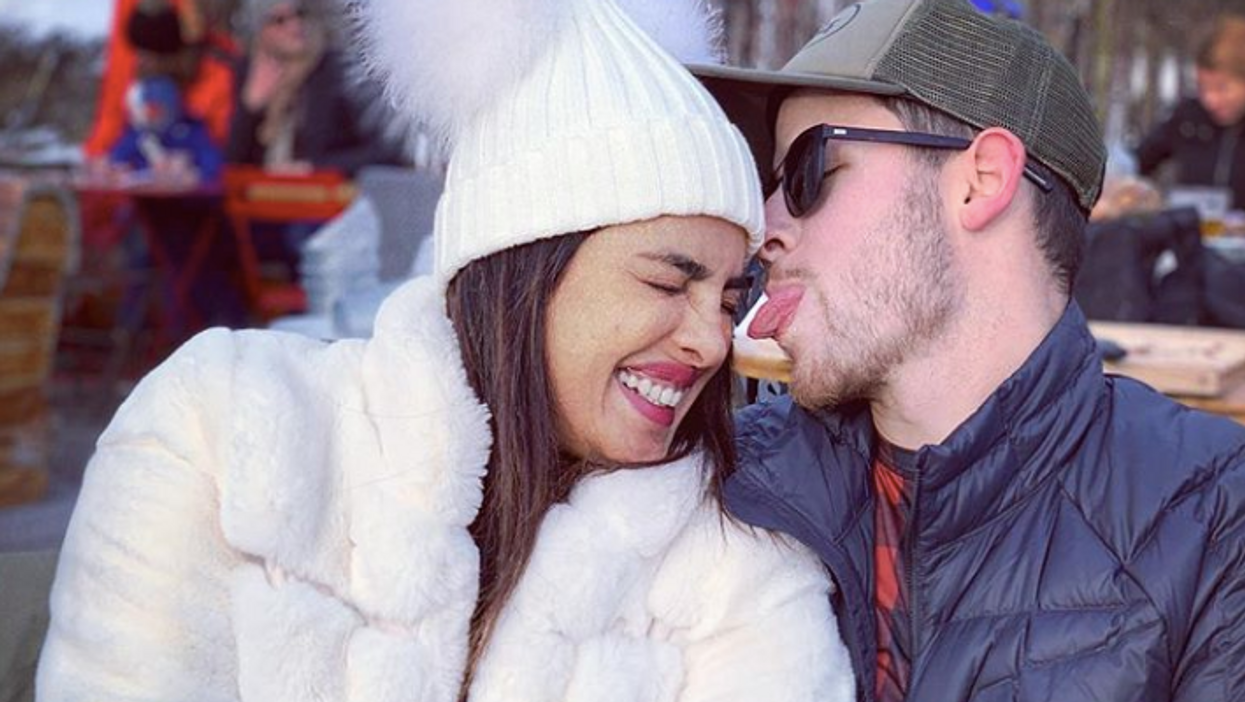 Priyanka Chopra Just Posted A Photo Of Nick Jonas And Literally All Of The Comments Are About Their Age Gap