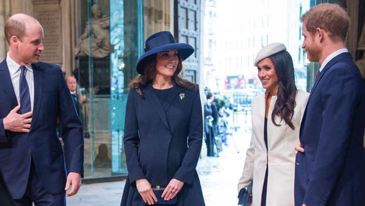 The Reason Kate Middleton Doesn't Like Meghan Markle Was Just Revealed And It's Super Petty