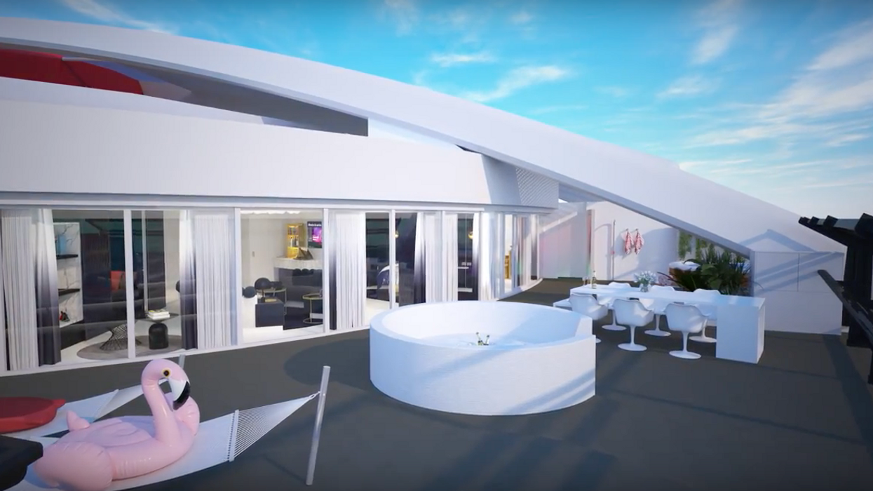 Miami Is Getting A New Adult-Only Cruise And You Need To See The ''Rockstar Lifestyle'' Suites (Photos)