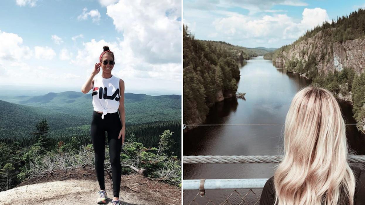 La bucket list de randonnées magiques qui vont te donner f*ck*ng hâte au printemps au Québec