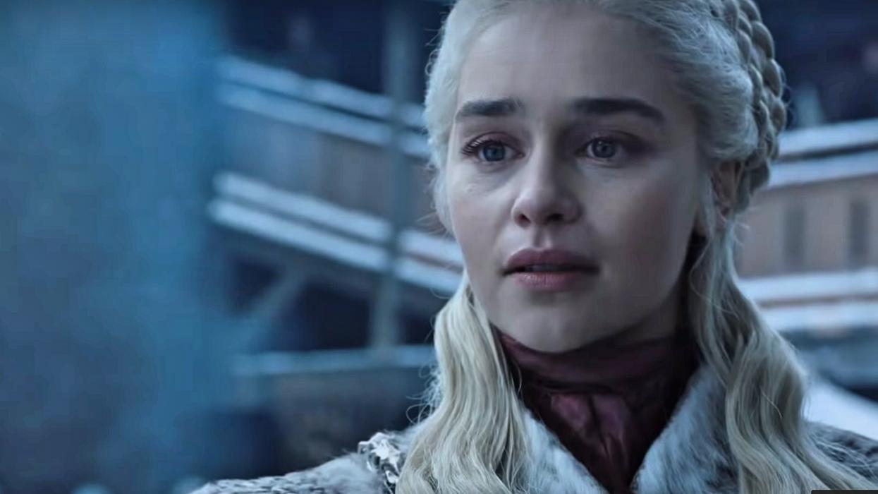 Emilia Clarke a révélé la fin de «Game of Thrones » à sa mère et sa réaction est hilarante