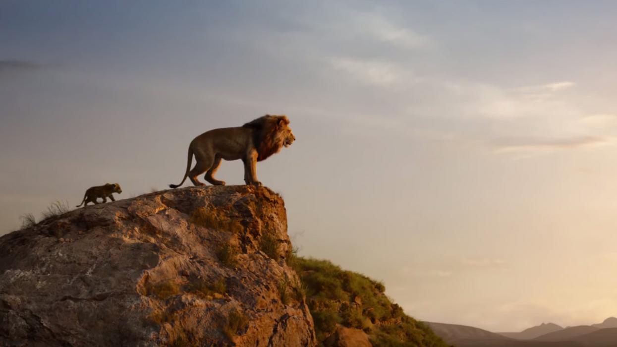 La nouvelle bande-annonce du remake du « Roi Lion » vient de sortir et on est en amour