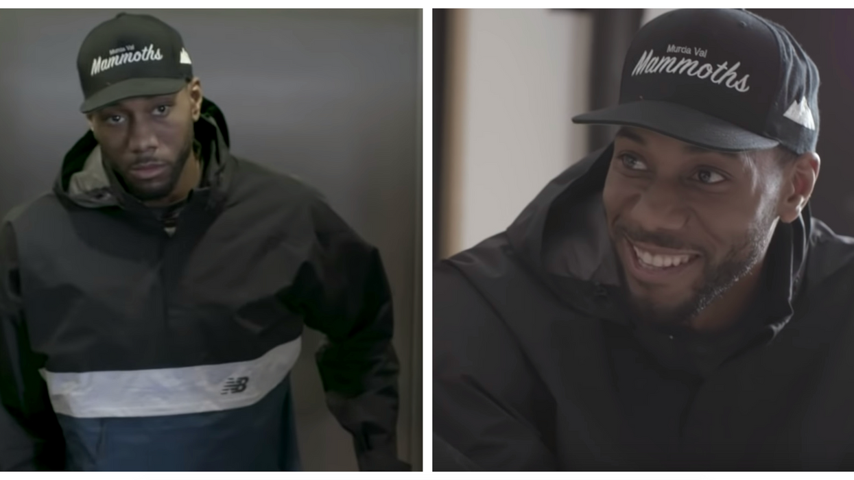 Kawhi Leonard Finally Opens Up About His Personal Life And His Plans For Next Season