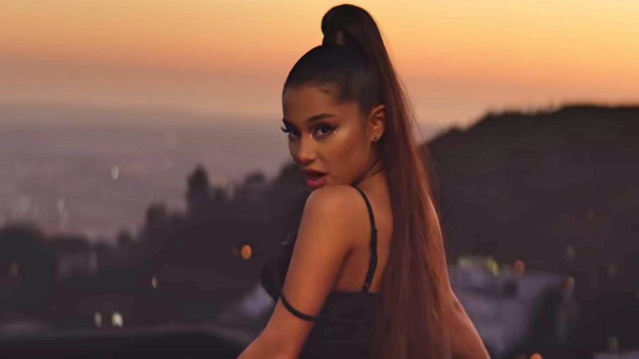 Ariana Grande a donné un des shows les plus épiques de Coachella avec *NSYNC