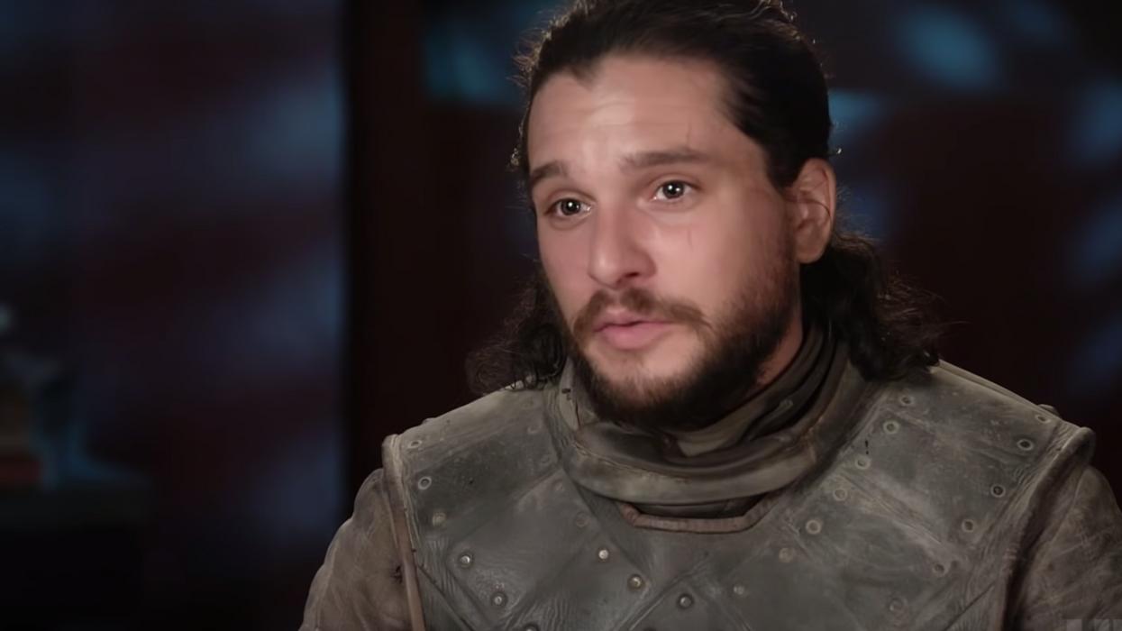 Kit Harington se blesse d'une façon assez gênante pendant le tournage de «Game of Thrones »