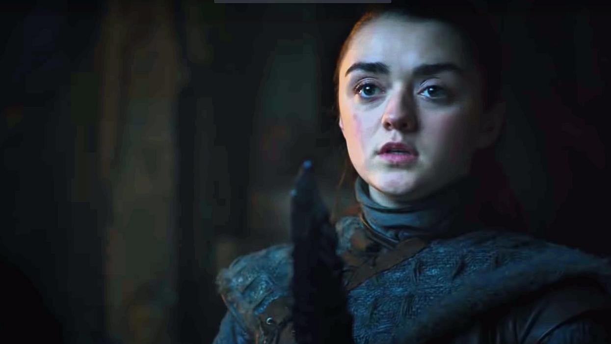 Les fans de « Game of Thrones » sont choqués par la scène coquine d'Arya