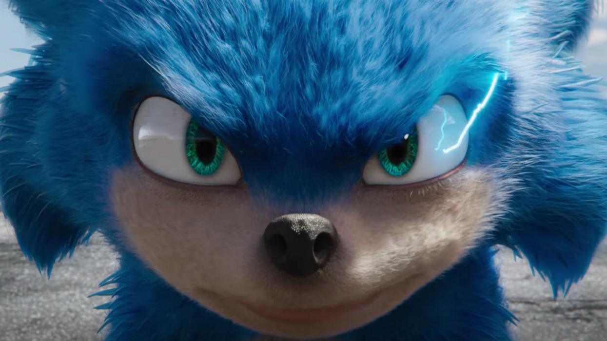 Tu dois voir la nouvelle bande-annonce de « Sonic the Hedgehog » avec Jim Carrey