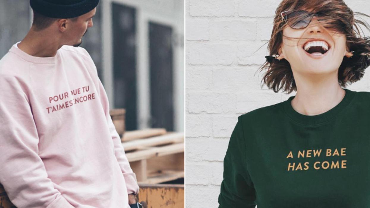 Cette compagnie québécoise fait les vêtements parfaits pour les fans de Céline Dion