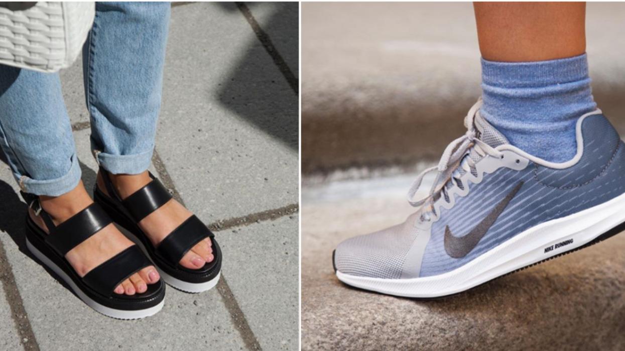 Globo fait une méga vente de plus de 40% avec des Converse à 27$ et des Nike a 41$