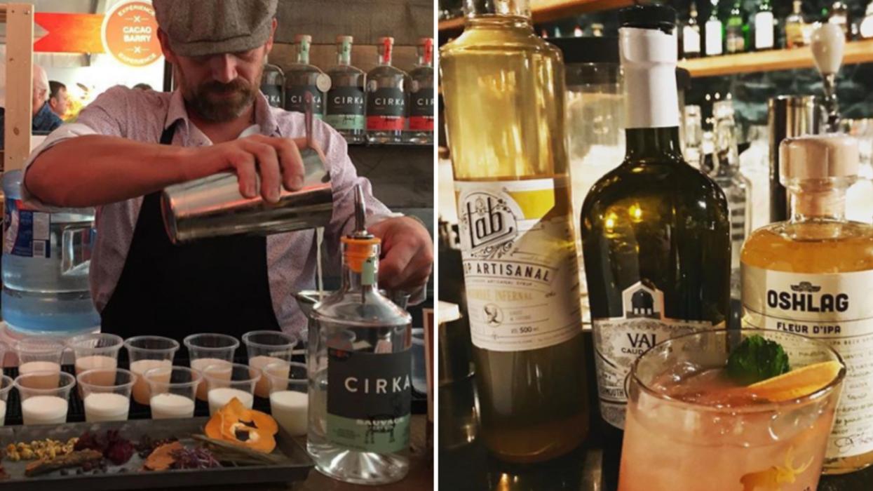 Un nouveau festival dédié à l'alcool débarque à Montréal le mois prochain avec des dégustations à 1$