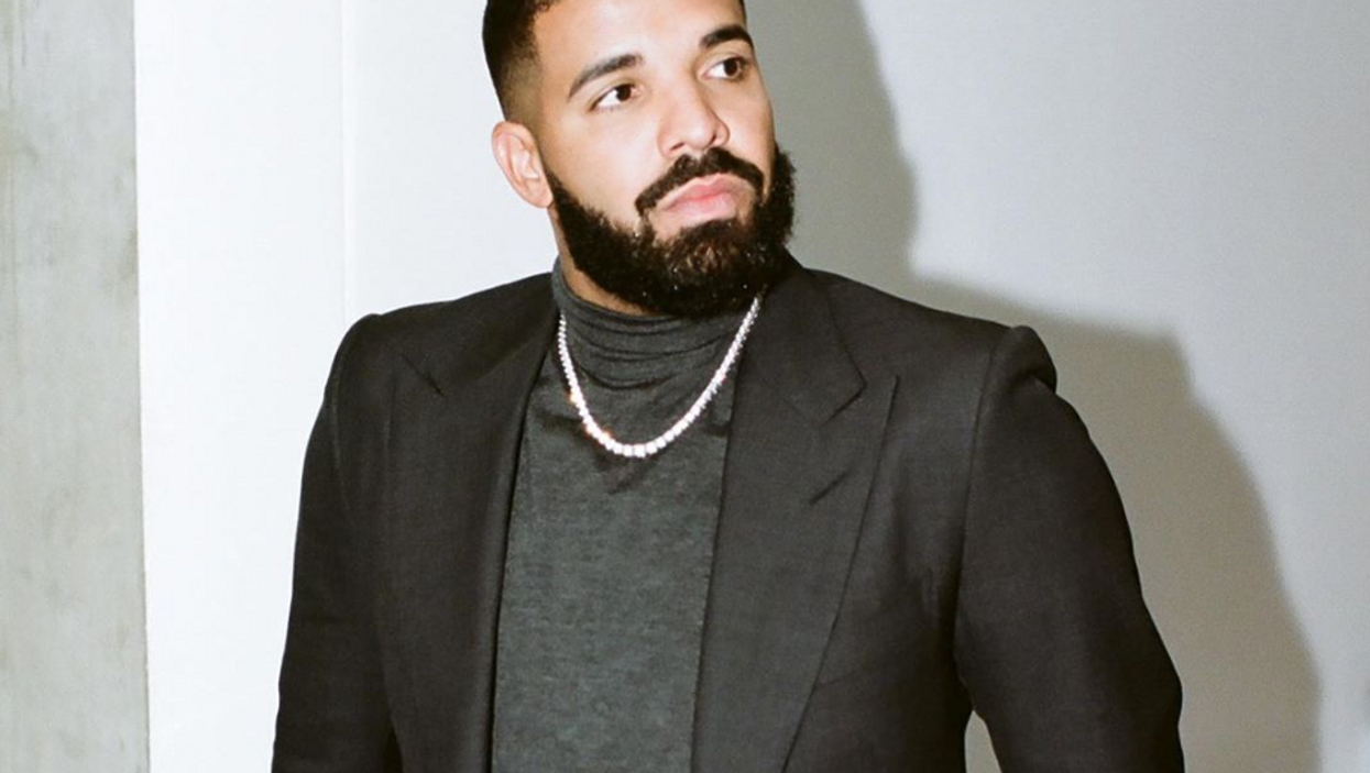 """Drake Gave Probably The Funniest Shoutout Ever To His """"Degrassi"""" Days On Instagram"""