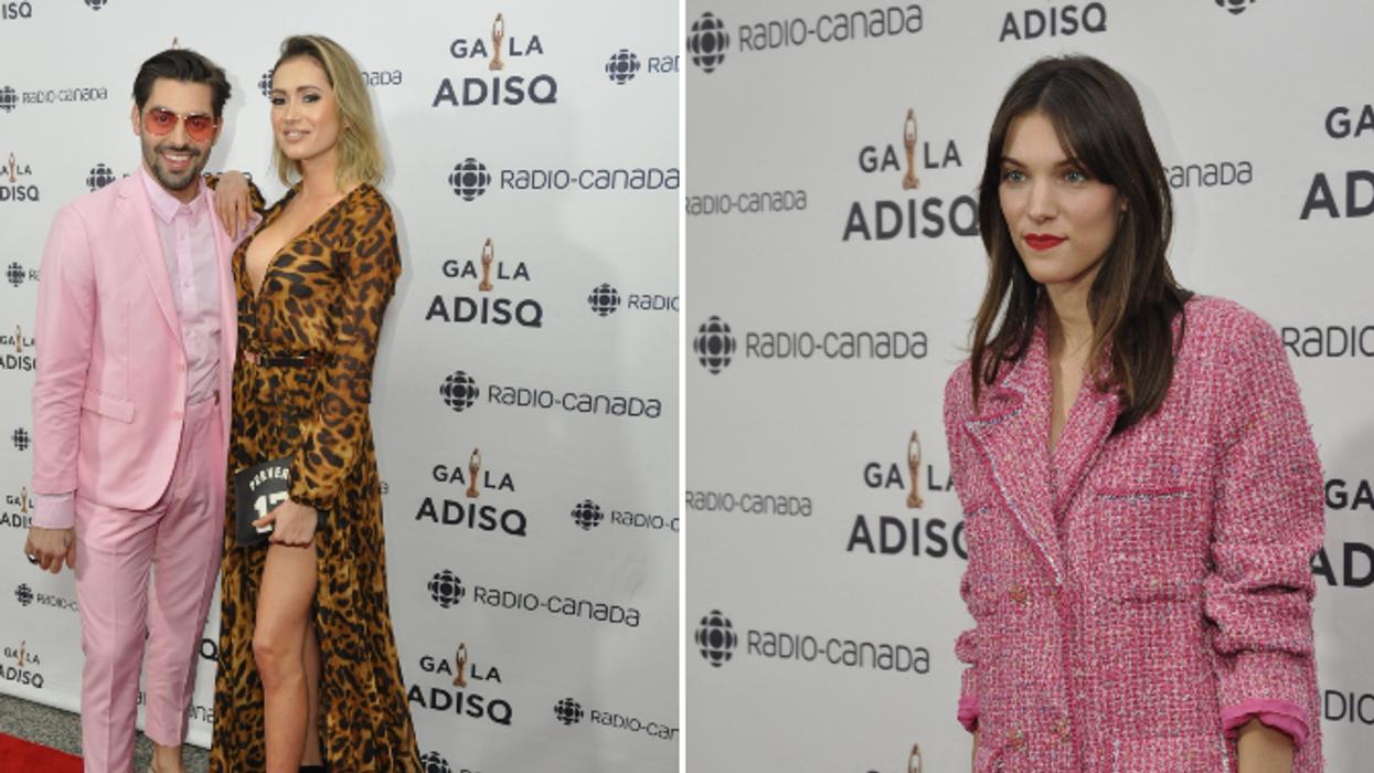 Gala de l'ADISQ 2019: Les looks du tapis rouge les plus WOW