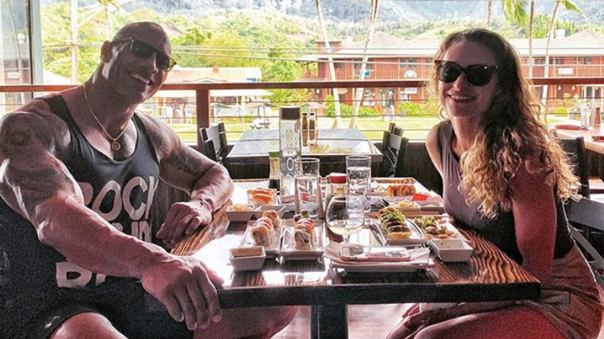 """Dwayne Johnson has been absolutely crushing it this year, making the """"Coolest Dads of 2019"""" list, the """"Most Powerful People In Entertainment"""" chart, and this week he released his own tequila line. On top of all that, he recently got married to his long term girlfriend, Lauren Hashian. The two had a beautiful summer wedding in Hawaii that they kept small and private.Dwayne Johnson's wife, Lauren Hashian,has a pretty quiet but really interesting life."""
