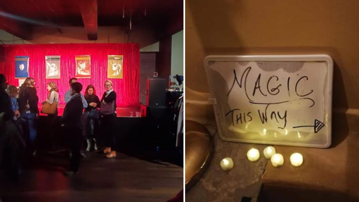 Le « beerfest Harry Potter » à Montréal était un fiasco et les gens veulent être remboursés