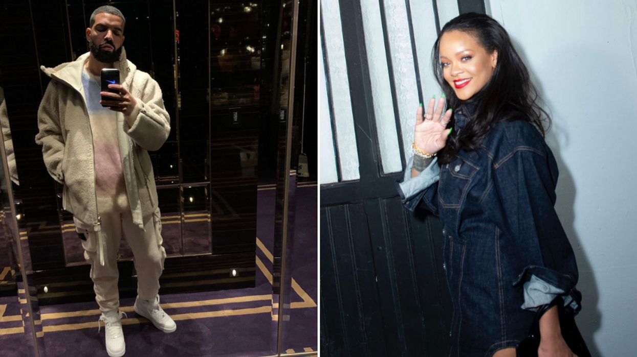 Drake & Rihanna Were Spotted In NYC After Her Reported Breakup With Hassan Jameel