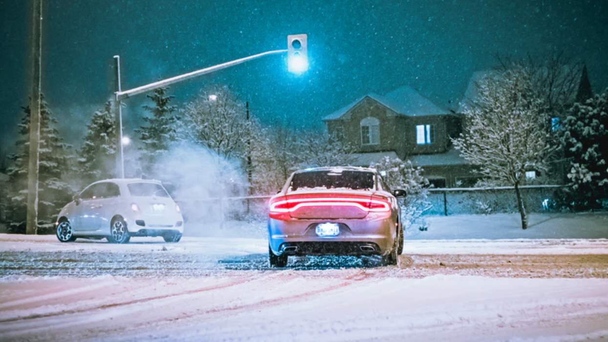 Parts Of Ontario Will Get Over 30 cm Of Snow By Thursday