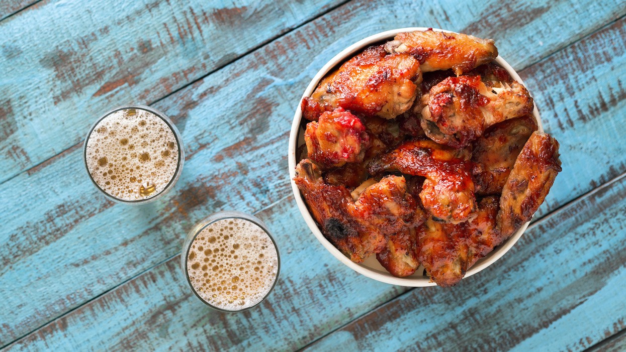 You Could Get Paid $3,000 To Eat Wings In A Commercial In Toronto