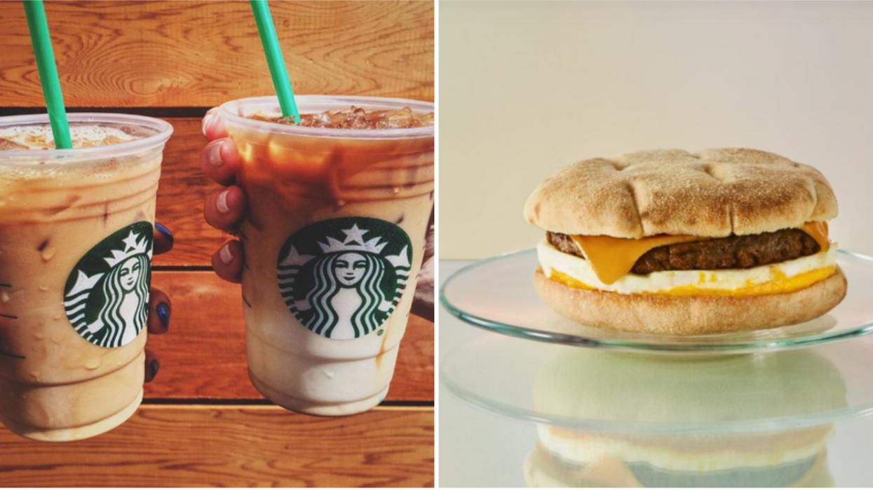 Starbucks Canada ajoute le Beyond Meat à ses sandwich déjeuner dès la semaine prochaine