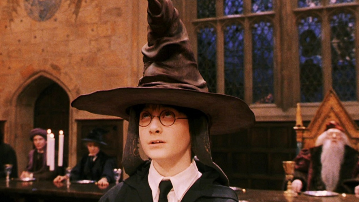 You Can Disappear Into Harry Potter For Free Right Now & It's All On Audio