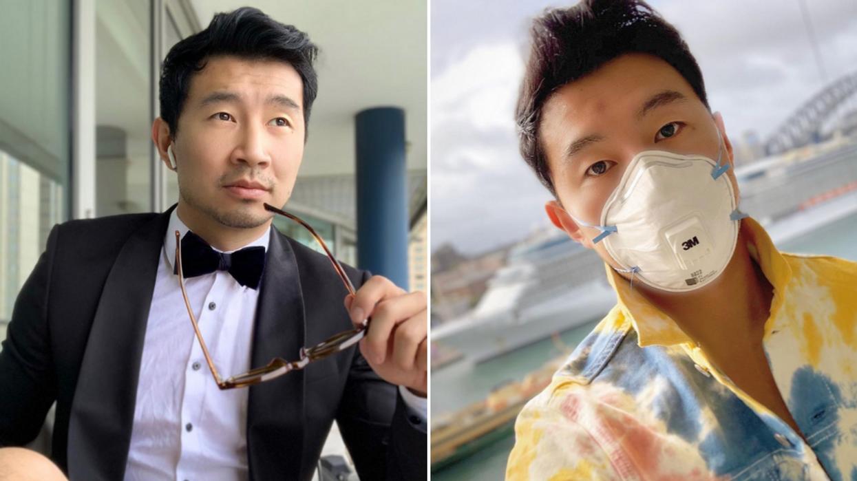 Simu Liu Slams A Politician's 'Tone Deaf' Advice To Asian-Americans During COVID-19