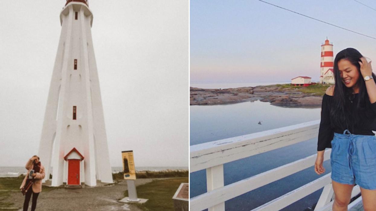 12 phares adorables au Québec à visiter pour un road trip inoubliable