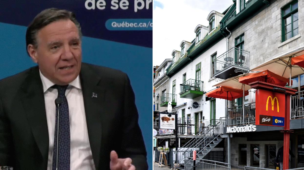 Le plan de déconfinement complet du Québec vient d'être dévoilé