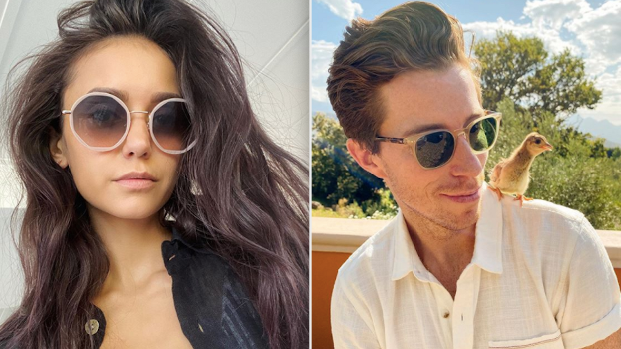'Tis the season of love! Nina Dobrev and Shaun White recently made their relationship Instagram official with a series of photos showing the actress giving her beau a snappy home haircut. This comes after rumours about the couple's romance swirled around the internet for months.
