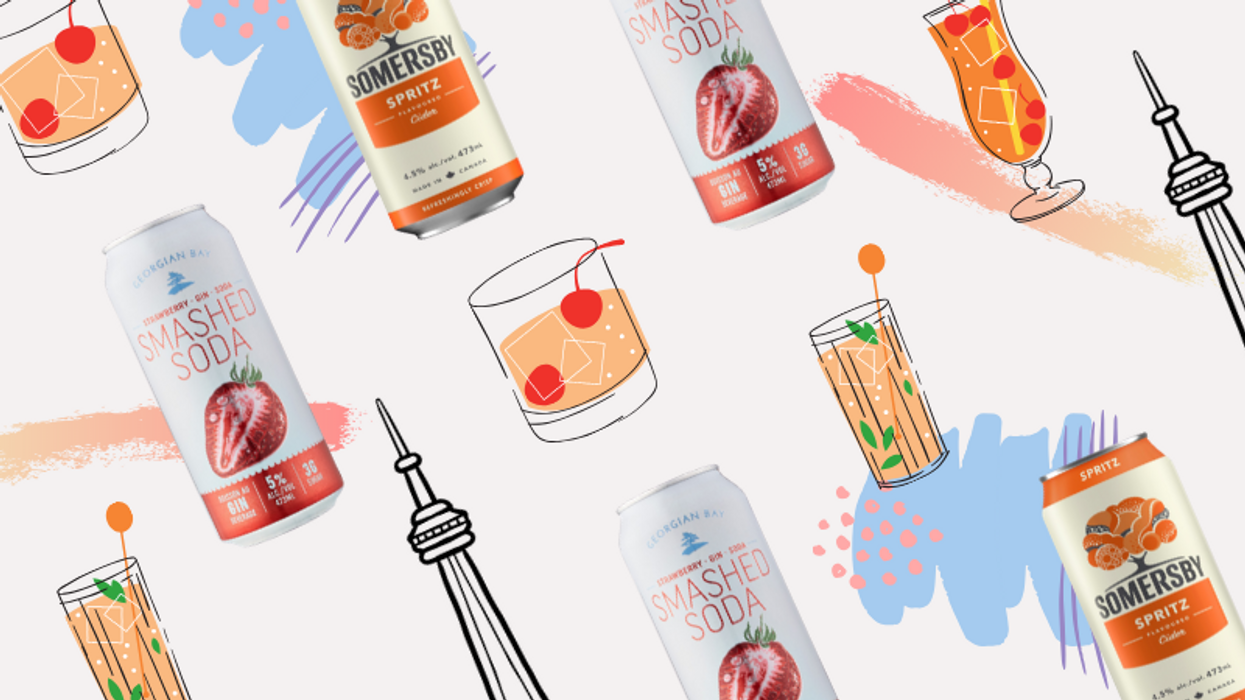 What Your Next Summer Drink Should Be Based On Where You Live In Toronto