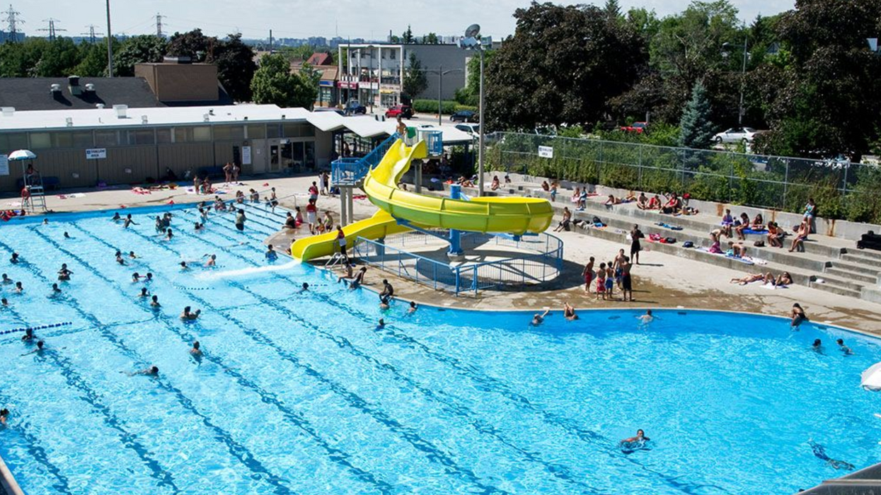 Toronto's Pools And Splash Pads Are Opening Just In Time For Canada Day