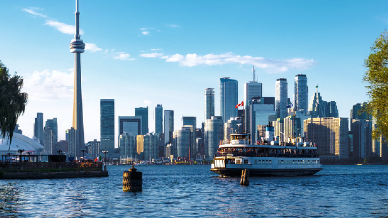 You Can Finally Hit Up Toronto Islands Again But Get Your Ferry Tickets ASAP