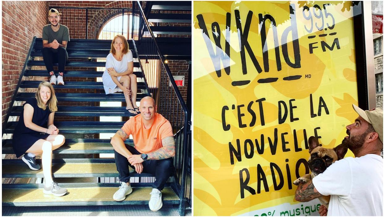 Une nouvelle station de radio débarque à Montréal et voici tout ce que tu dois savoir
