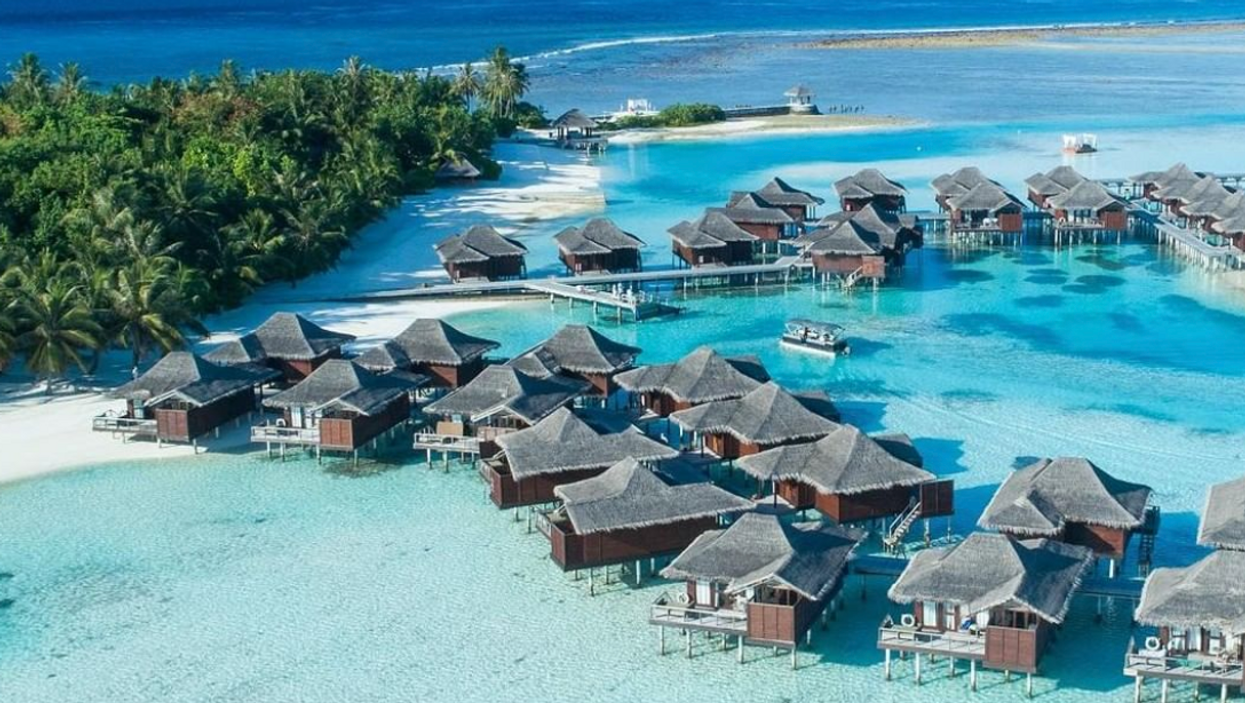 This Maldives Resort Is Now Offering 'Unlimited Stays In Paradise' For Two