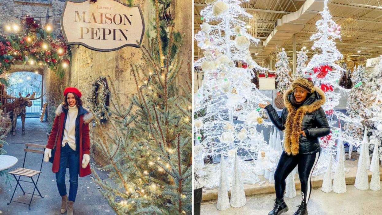 7 boutiques à Montréal et ses environs qui te feront sentir dans un Winter Wonderland