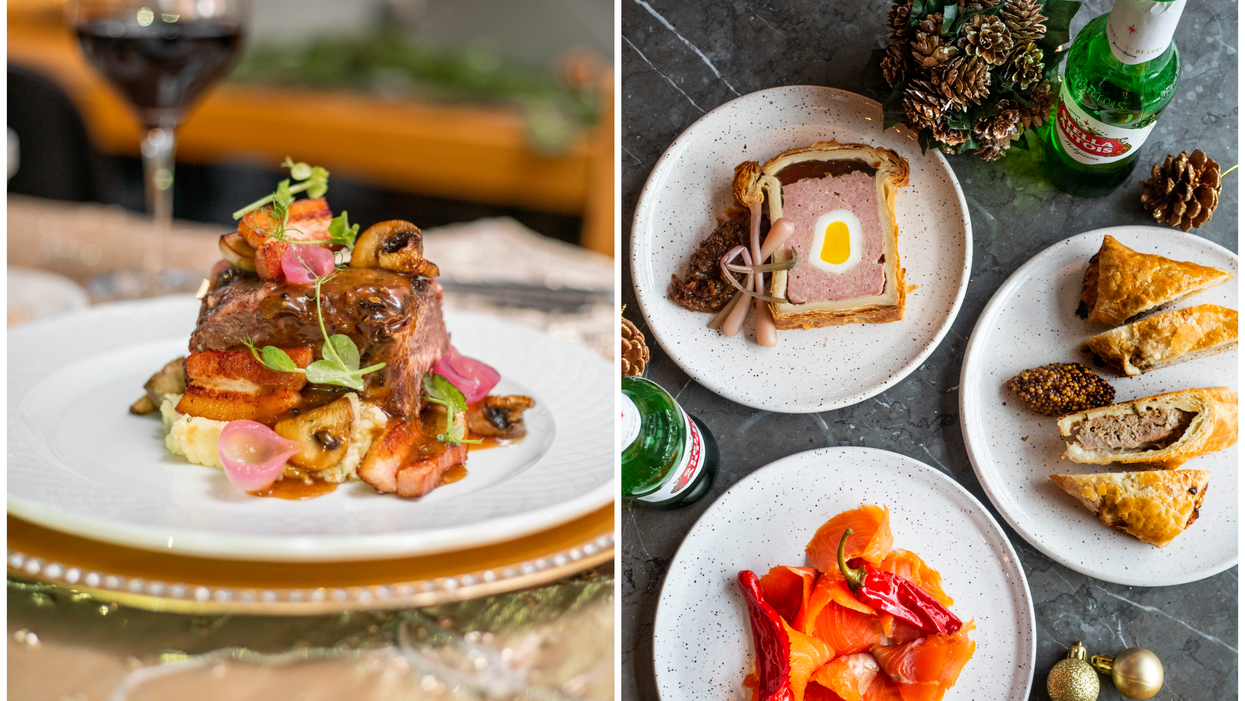 3 Popular Chefs Are Offering Home-Cooked Holiday Meals For Homesick Canadians