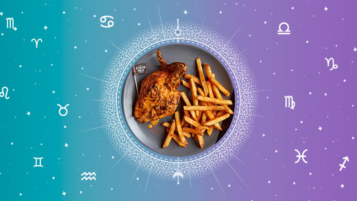 The Nando's PERi-PERi Dish You Should Order Based On Your Zodiac Sign