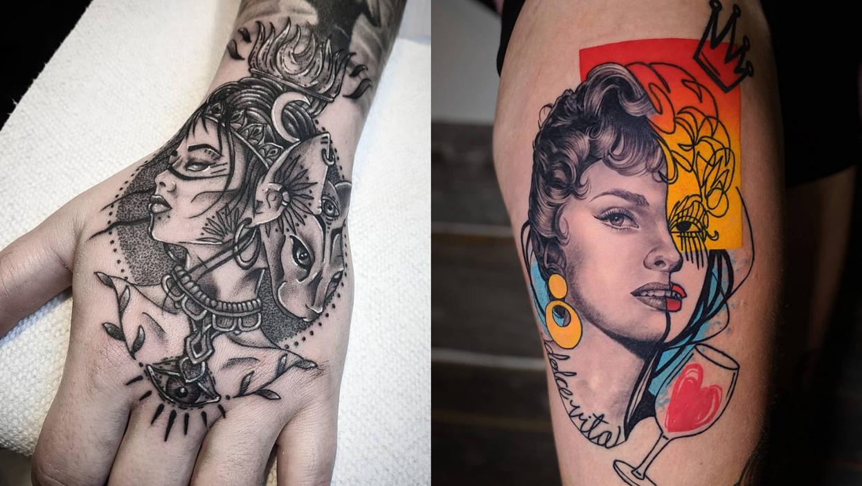 9 tatoueurs super talentueux avec qui prendre rendez-vous à Québec et environs