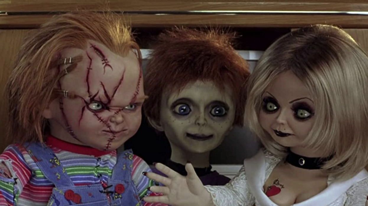 Texas Apologizes After Mistakenly Issuing An Amber Alert for 'Chucky' doll and His Son
