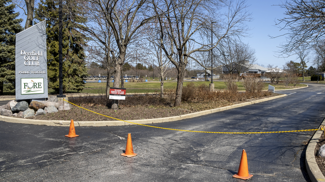 Golfers Are Protesting & Petitioning To Get Ford To Reopen Ontario's Courses (PHOTO)