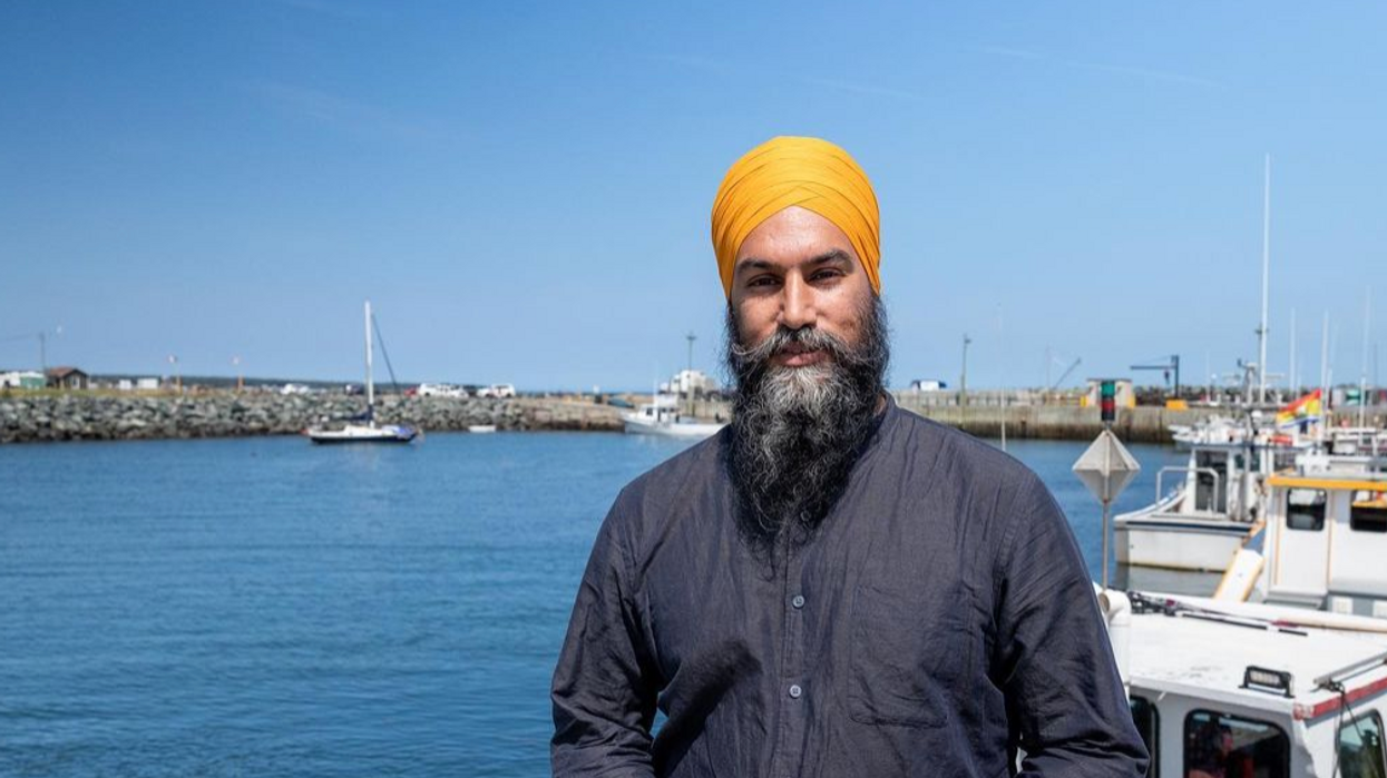 The NDP Campaign Platform Just Dropped & Singh Has A Lot Of Promises For Canadians