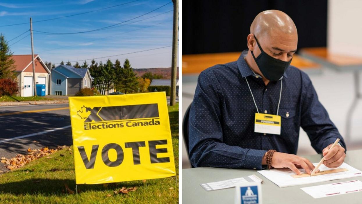 Élections Canada engage dans ses bureaux de vote au Québec et ça paie jusqu'à 23,44 $/h