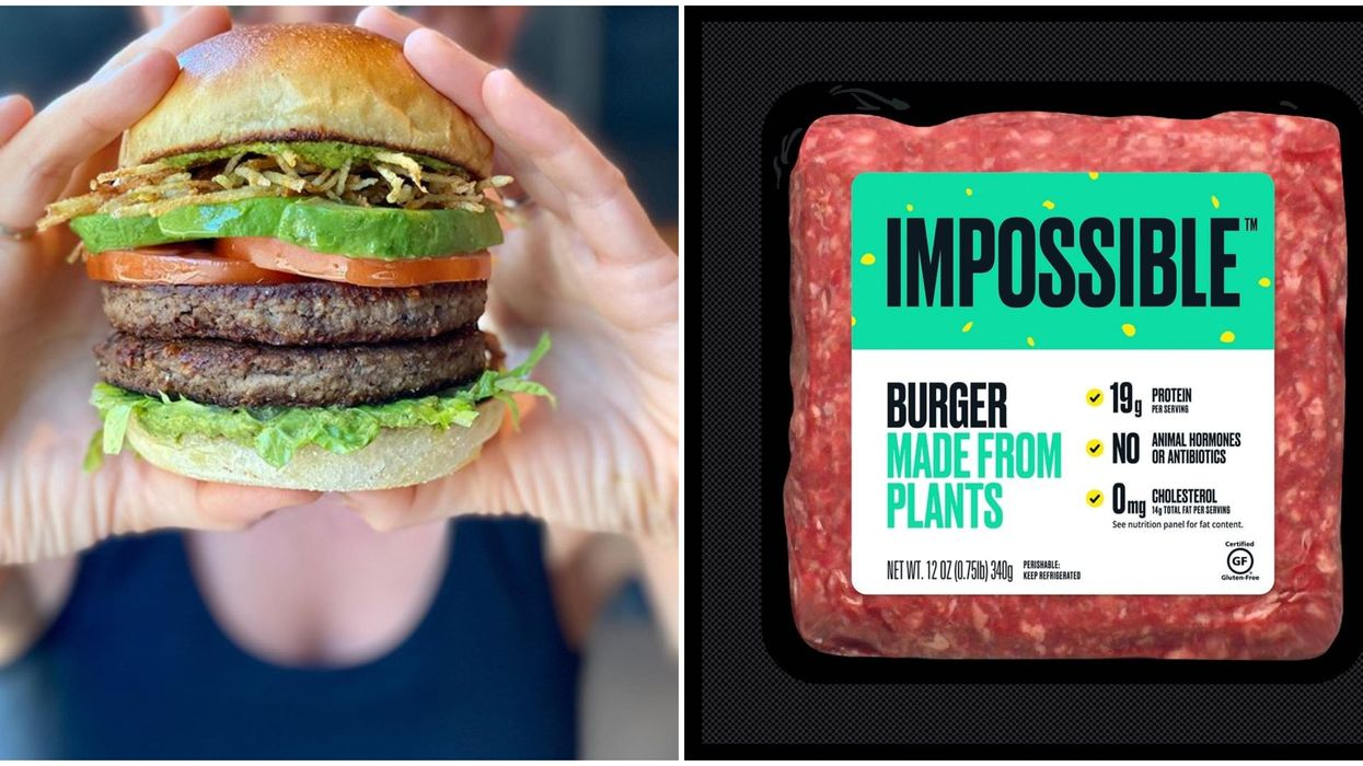 Impossible Foods Is Coming To Canada & Shots Have Been Fired At Alberta Beef