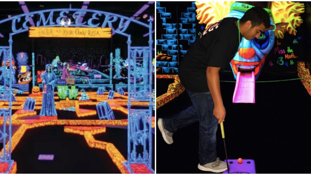 Indoor Monster Mini Golf Near Atlanta Has A Deal That Will Save Some Date Night Cash