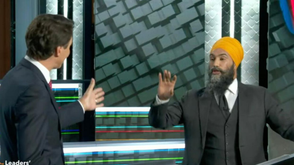 Jagmeet Singh Said It's 'Tough' To Say Who Is Worse Between Trudeau & O'Toole