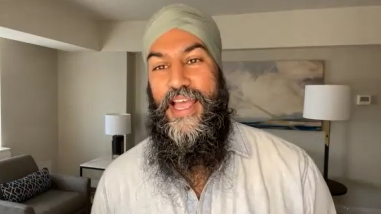 Jagmeet Singh Told Us What Text Messages He's Gotten Since Putting Out His Phone Number