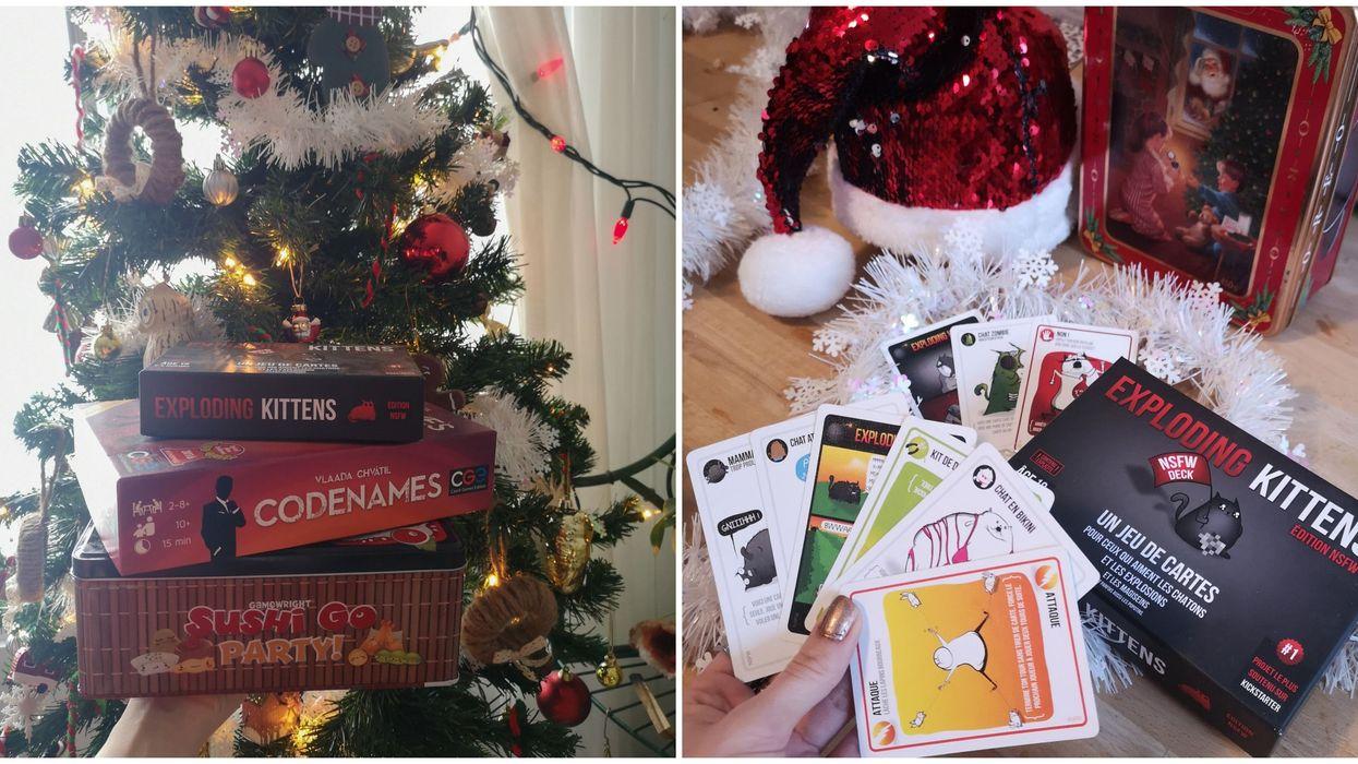 Jeux de société à essayer pour Noël